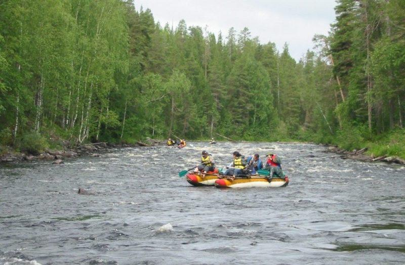 В Нижегородской области пропала группа туристов
