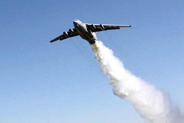 В Иркутской области пропал самолет МЧС Ил-76