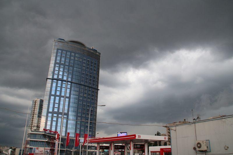 На территории региона ожидаются дожди и понижение температуры воздуха