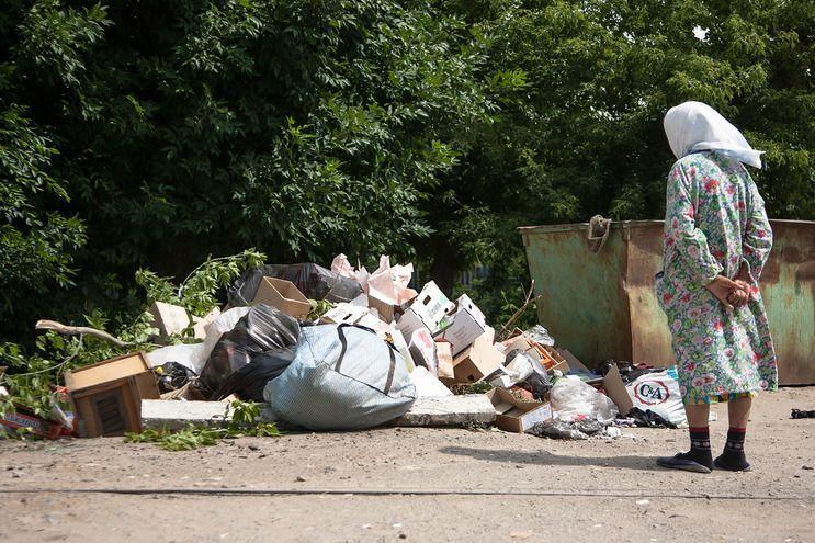 Город борется с мусором, «Движение вперед» идет полным ходом
