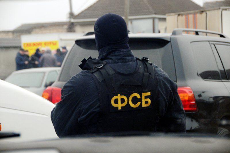 В московском офисе Amway ФСБ производит обыск