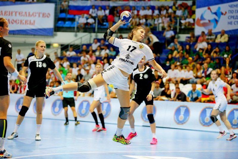 Женская «молодежка» вышла в финал Чемпионата мира – 2016