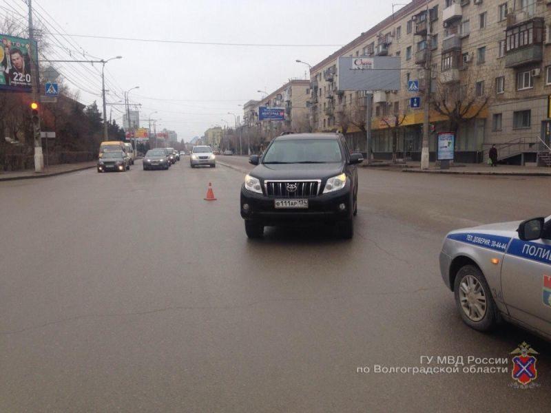 В Волгограде ищут очевидцев смертельного ДТП в Центральном районе