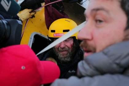 Федор Конюхов побил мировой рекорд