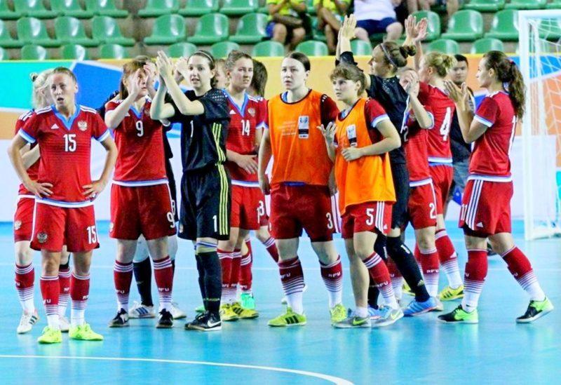 Российские студентки серебряные призеры Чемпионата мира – 2016