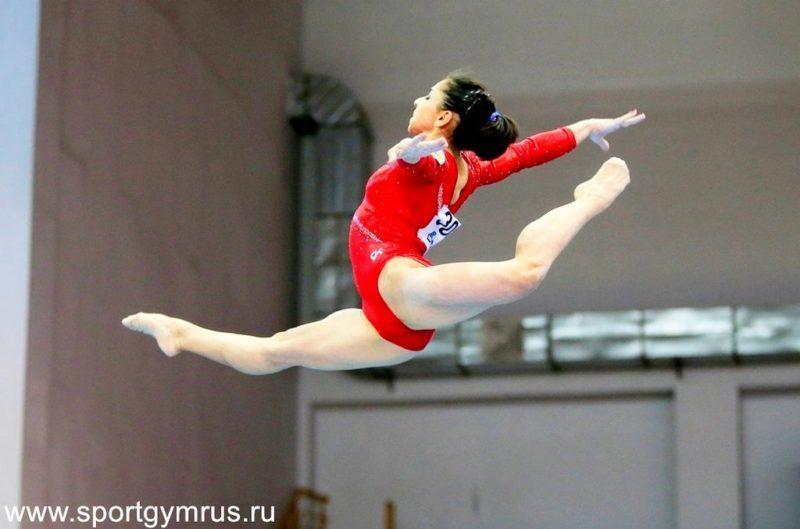 Сборная России по гимнастике назвала состав на Олимпиаду – 2016