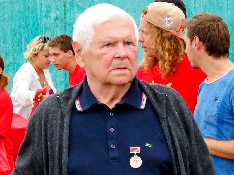 Ушел из жизни чемпион Олимпиады – 1956 Анатолий Исаев