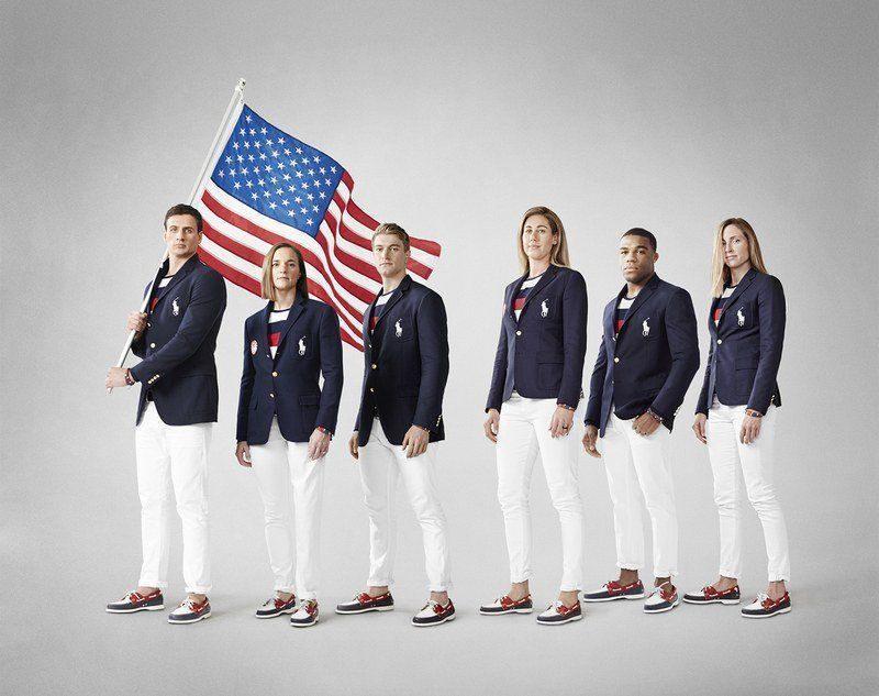 Олимпийская сборная США выступит с российским триколором