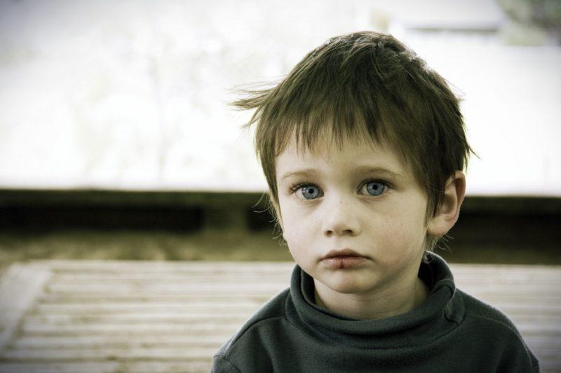 В Волгограде бомж совершил насильственные действия против 4-летнего ребенка