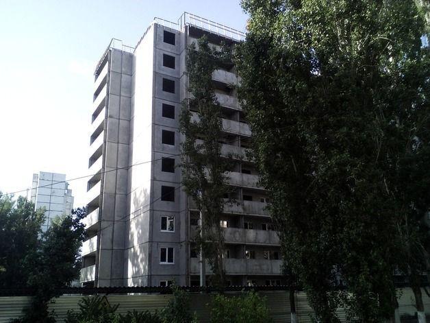 В Волгограде в строящемся доме на Космонавтов 47/1 приступили к отделке помещений