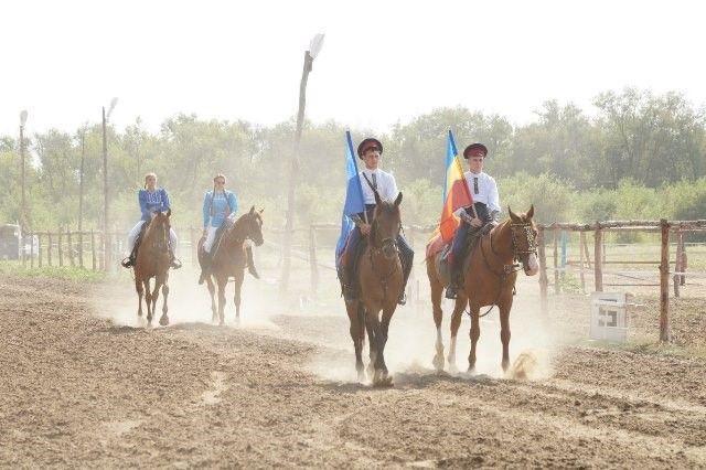 В Волгограде состоятся 21-е казачьи конноспортивные игры