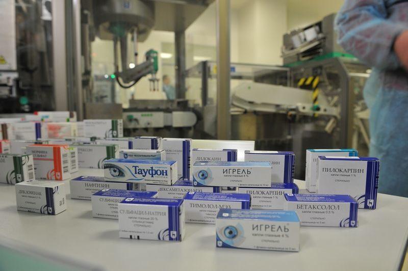 Волгоградские фармацевты изобрели 5 новых лекарств