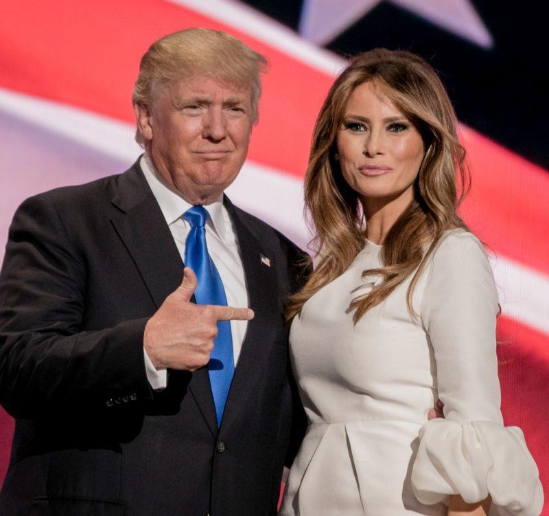 New York Post выпустила номер с обнаженной супругой Дональда Трампа на обложке