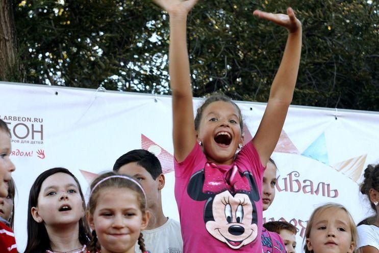 В Волгограде отметили 7-й Фестиваль сладкоежек в Крембрюляндии