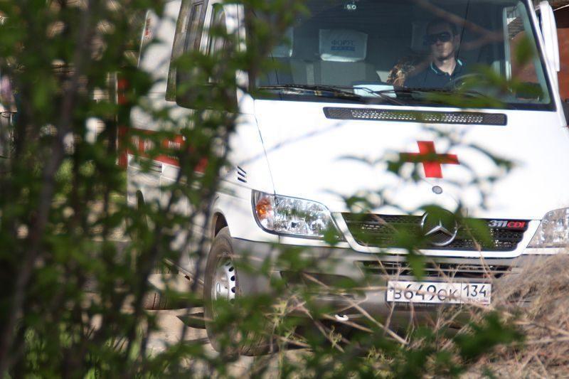 На севере Волгограда водитель лекговушки сбил шестилетнего ребенка