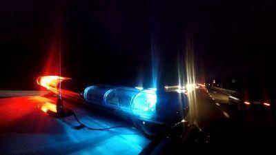 Под Волгоградом 26-летний водитель без прав погиб, врезавшись в световую опору
