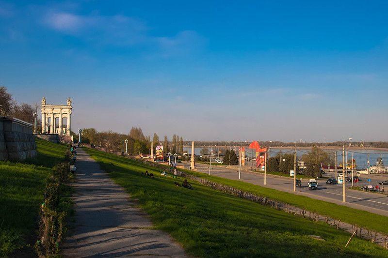 В Волгограде временно прекратится движение на улице Чуйкова