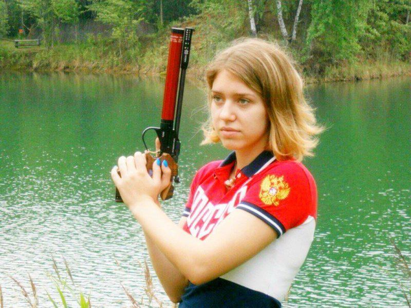 Вторая российская медаль на Олимпиаде в Рио