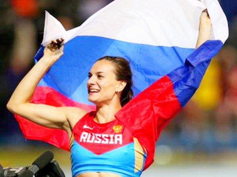 Елена Исинбаева избрана в МОК