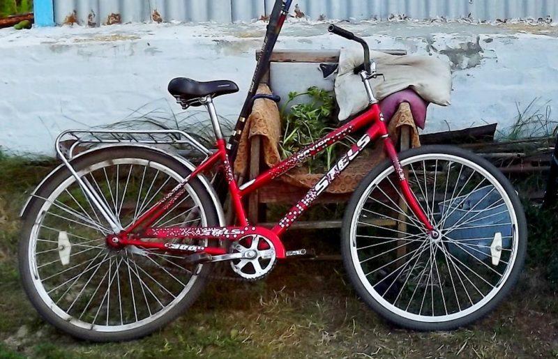 В Волгограде воруют велосипеды