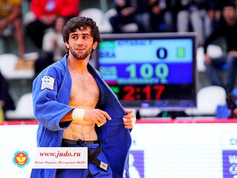 Беслан Мудранов выиграл первое золото для России на ОИ – 2016