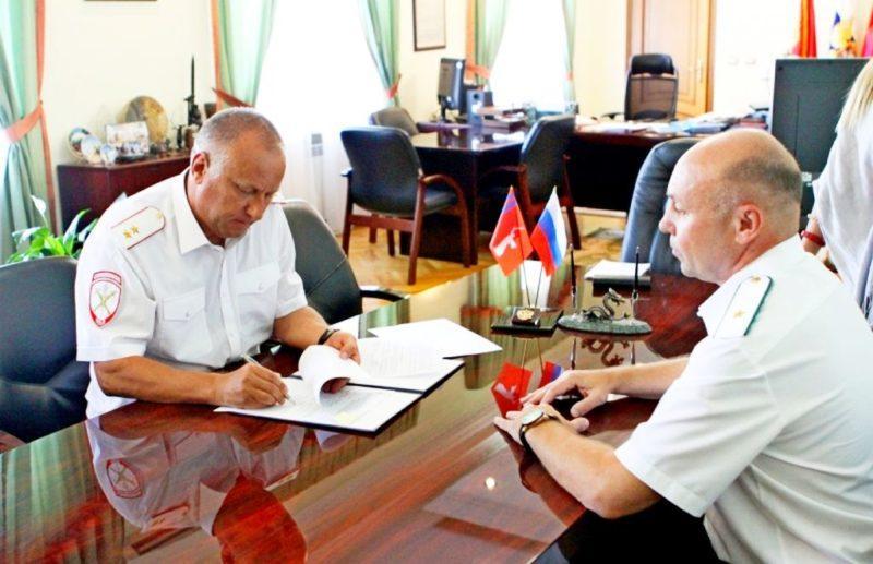 Волгоградская полиция и Росприроднадзор заключили соглашение