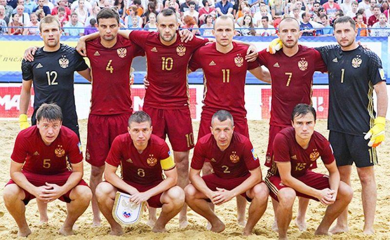 Сборная России по пляжному футболу стартует в Суперфинале Евролиги – 2016