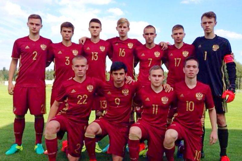 Российские юноши обыграли Венгрию