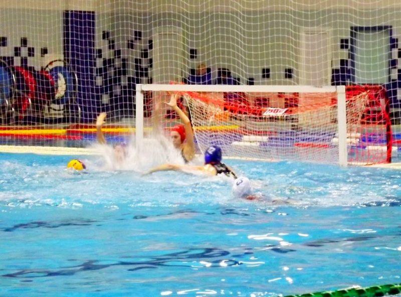 Российские ватерполистки уступили в полуфинале Италии