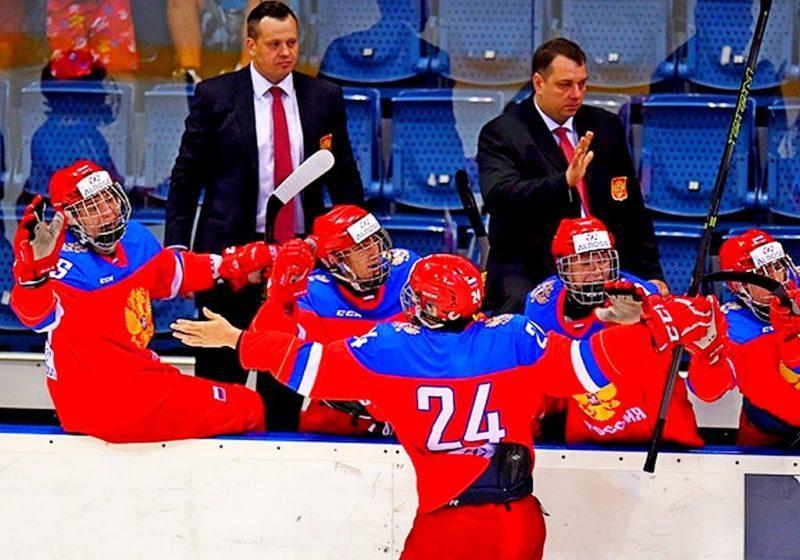 Россия U18 стартовала на Мемориале Ивана Глинки – 2016