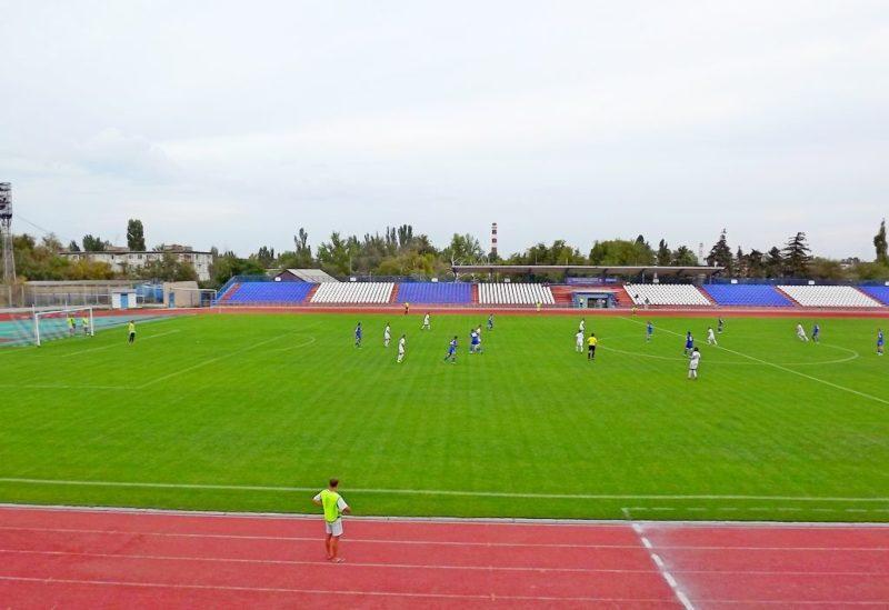 Волгоградский «Ротор» приглашает студентов на футбол