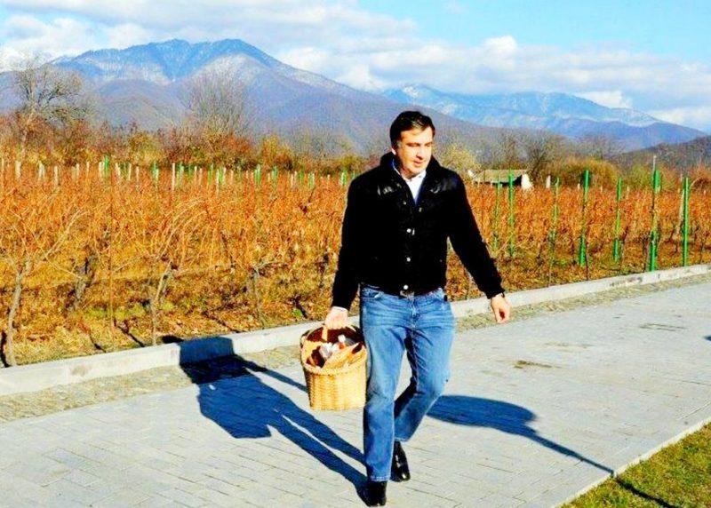 Саакашвили призвал уйти в отставку министра спорта Украины
