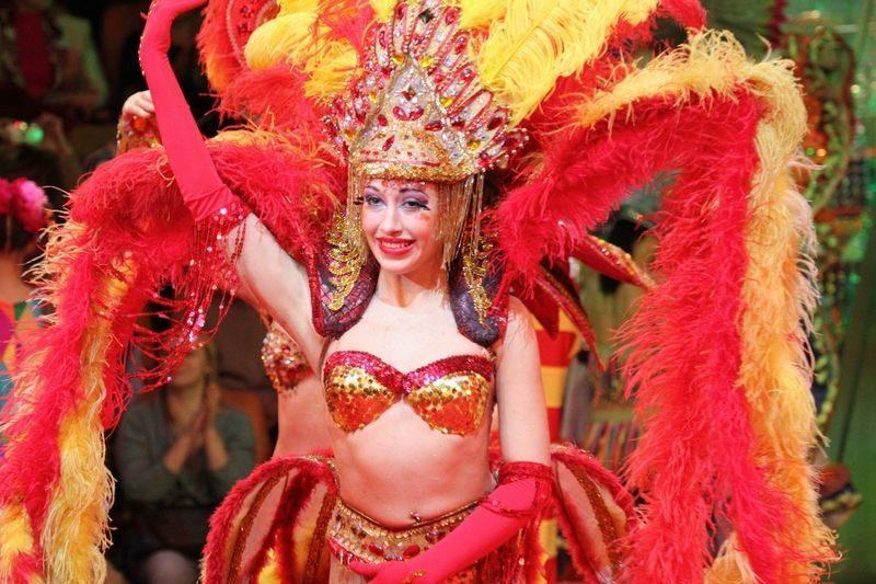Волгоградцев ждет уличное цирковое шоу с оркестром