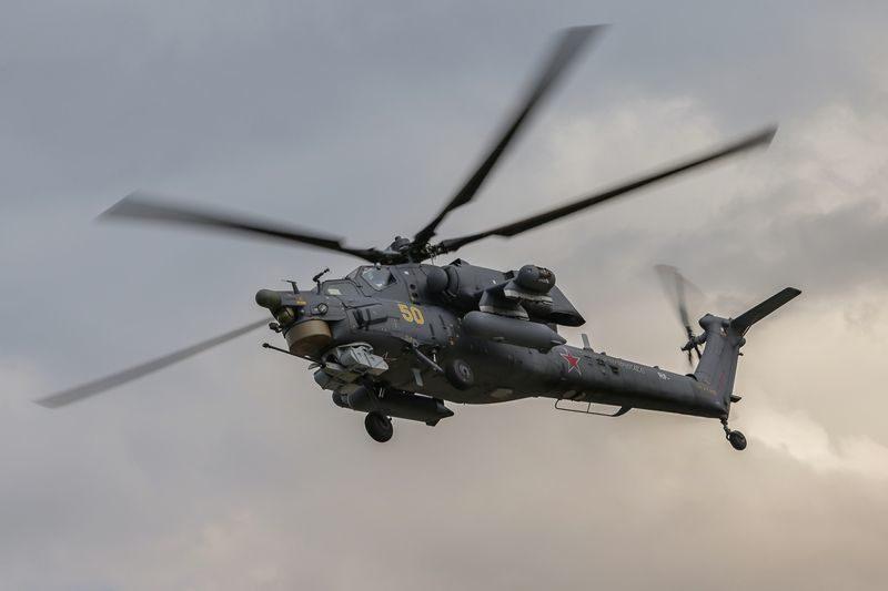 Группировка «Талибан» освободила экипаж вертолета Ми-17