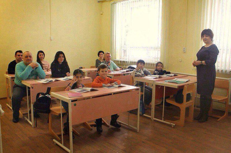 Волгоградцы смогут бесплатно выучить грузинский язык