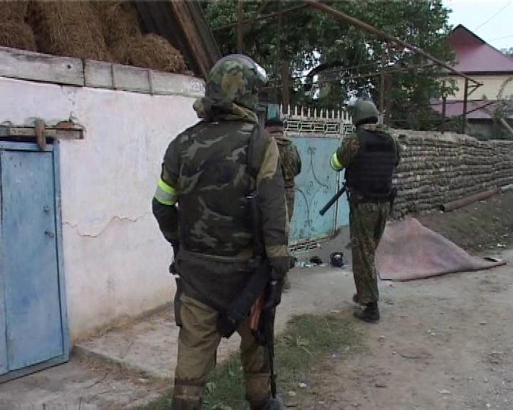 В Кабардино-Балкарии ликвидировали двоих боевиков
