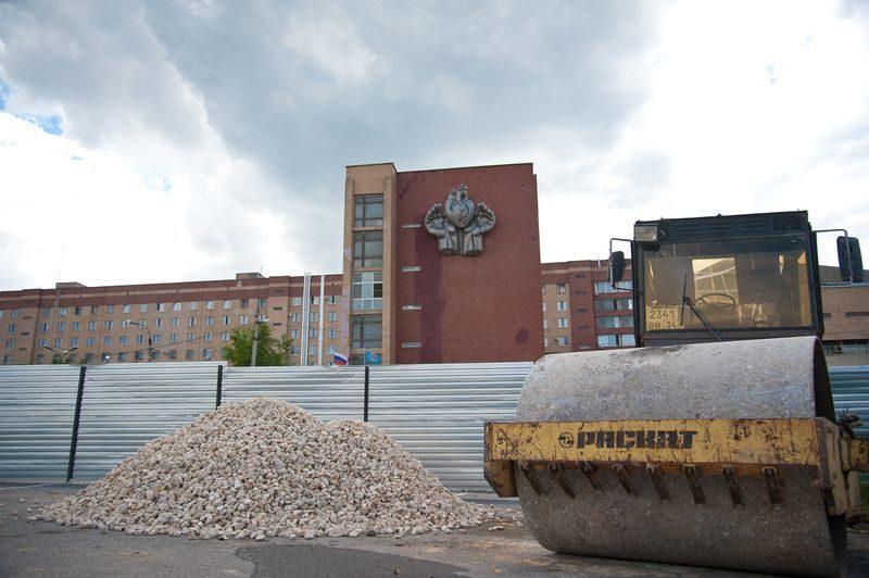 У 25-й городской клинической больницы Волгограда появится вертолетная площадка