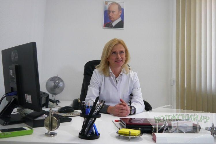 Надежда Коваленко возглавила волгоградский областной онкоцентр