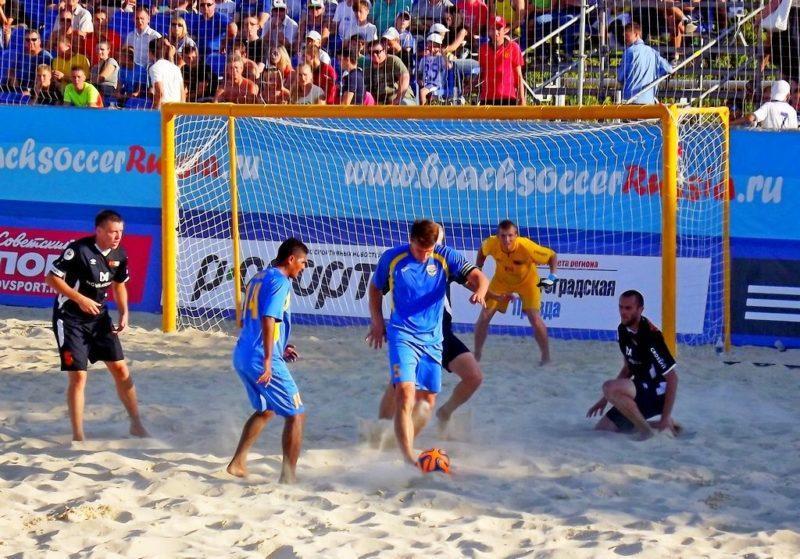 Российские пляжники узнали соперников в отборе на ЧМ – 2017