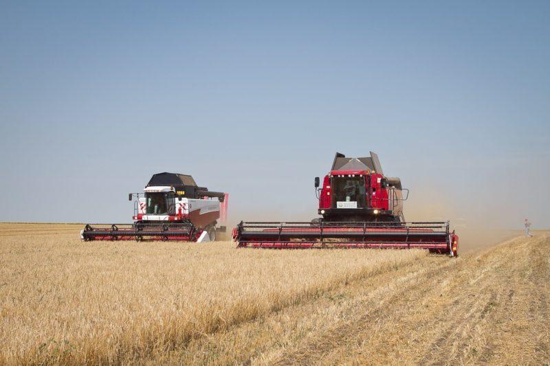 Волгоградские аграрии намолотили почти 3 миллиона тонн зерна