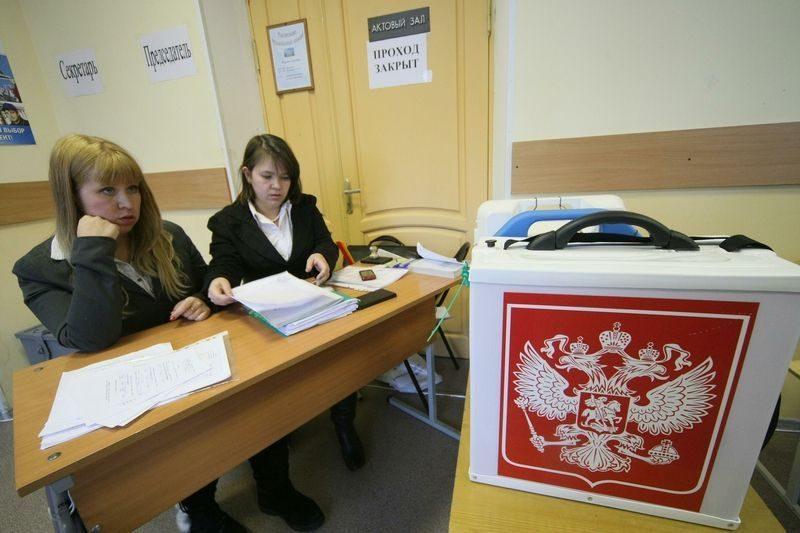 МВД проверит по просьбе ЦИК «вбросы» в Волгоградской области и Петербурге