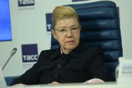 Елену Мизулину возмутила «педофильская» выставка в Москве
