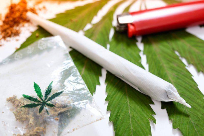 У жителя Суровикино нашли крупную партию наркотиков