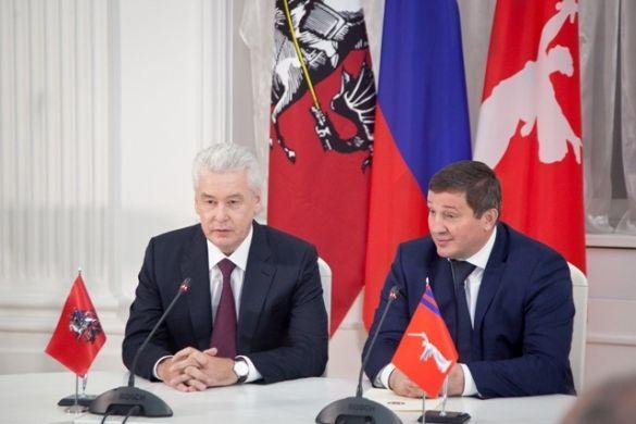Волгоградская область подписала соглашение о сотрудничестве с Москвой