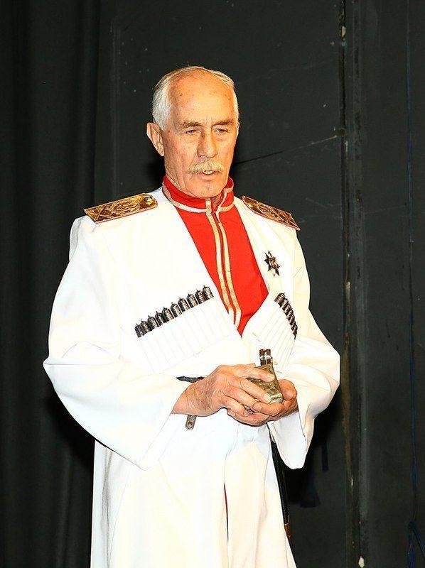 В Казачьем театре состоится бенефис актера Николая Чапайкина