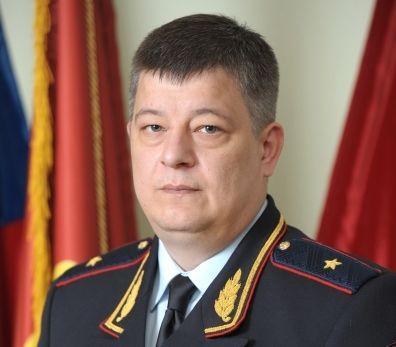 Министр МВД представил личному составу нового главу столичного управления МВД