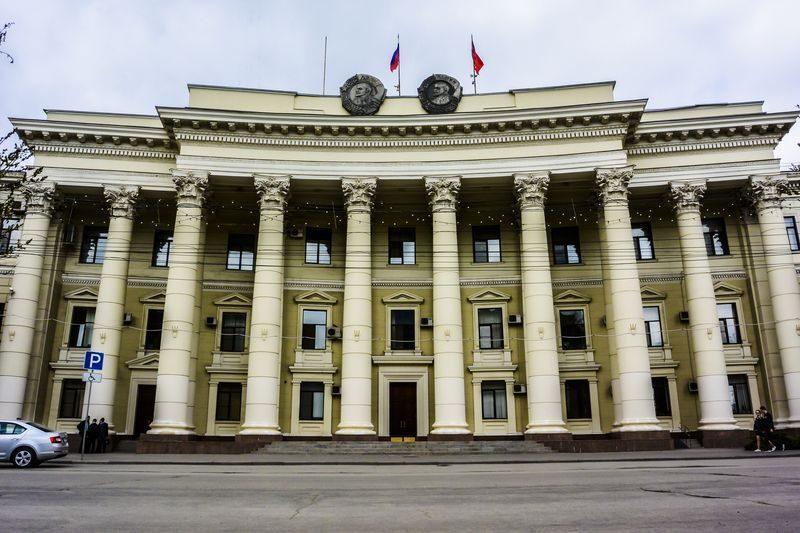 Администрацию Волгоградской области покинул первый заместитель Бочарова