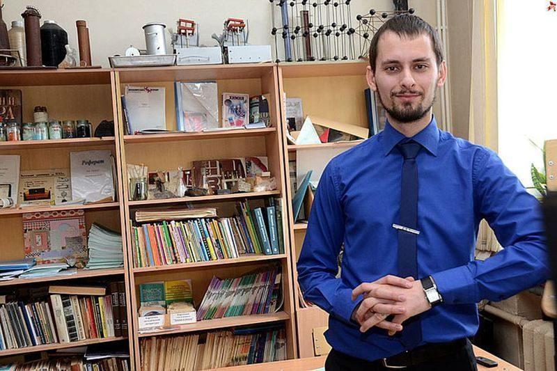 В региональном туре «Учитель года-2016» победил учитель химии