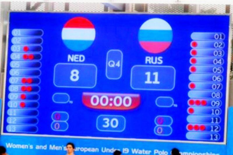 Российские юниоры вышли в полуфинал Чемпионата Европы – 2016