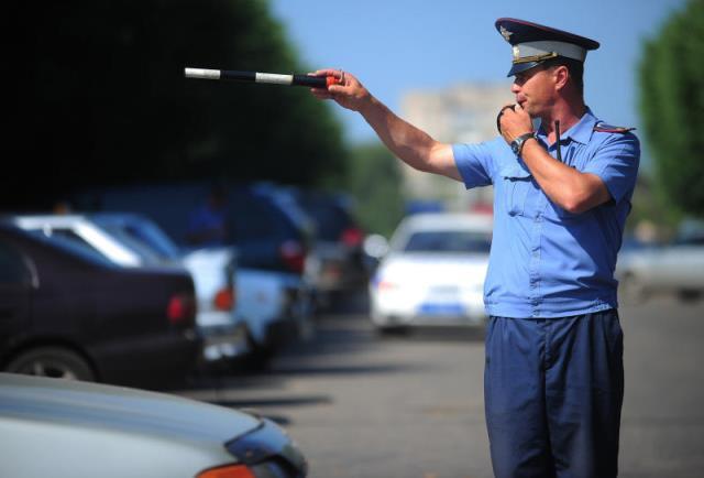 В День города ограничат движение транспорта